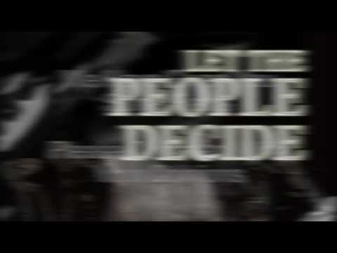 LET THE PEOPLE DECIDE - Deaths in Police Custody - MARK DUGGAN CASE