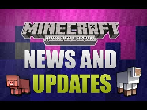 Minecraft Xbox 360  News & Updates One Year Anniversary