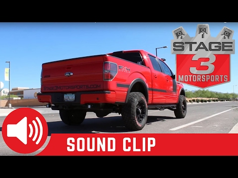 2011-2014 F-150 5.0L Flowmaster Outlaw Cat Back Exhaust Sound Clip