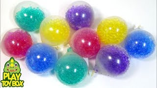Orbeez Color Balloons Surprise Toy for Kids Stressball Learn Colors