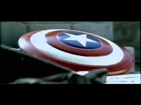 Captian America Teaser Trailer (Fan Made)