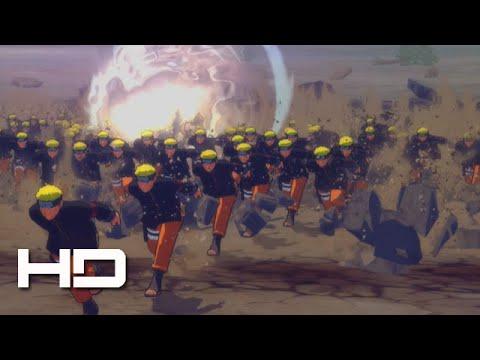 "Naruto ""The Last"" UZUMAKI 1000! Shadow Clones Barrage Mod | NARUTO SHIPPUDEN: Ultimate Ninja STORM 4"