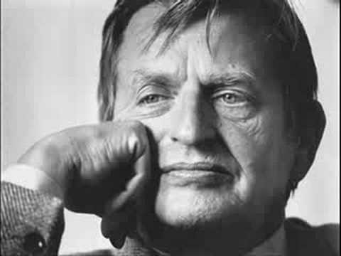 Olof Palme drfr r jag demokratisk socialist