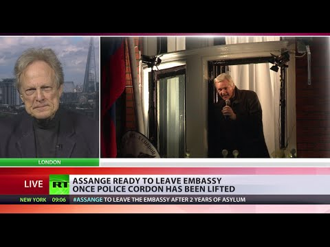 'Important changes coming' - Assange's friend