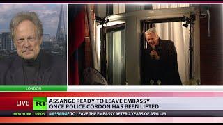 'Important changes coming' - Assange's friend