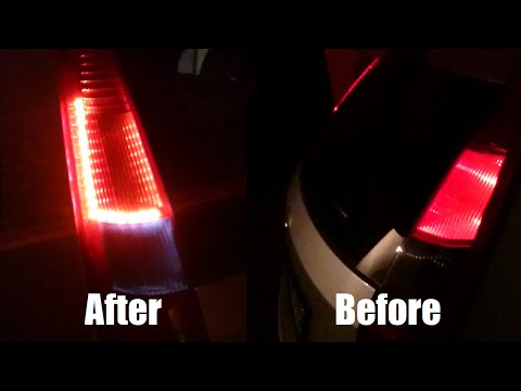 DIY - LED Tail Lights Conversion