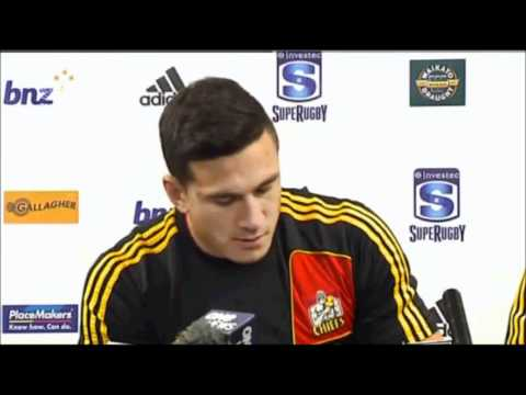 Sonny Bill-Williams Leaves Super Rugby | Super Rugby Video Highlights 2012
