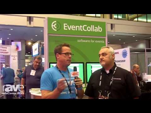 InfoComm 2015: Gary Kayye Interviews CEO of EventCollab Tommy Melancon in the Innovation Showcase