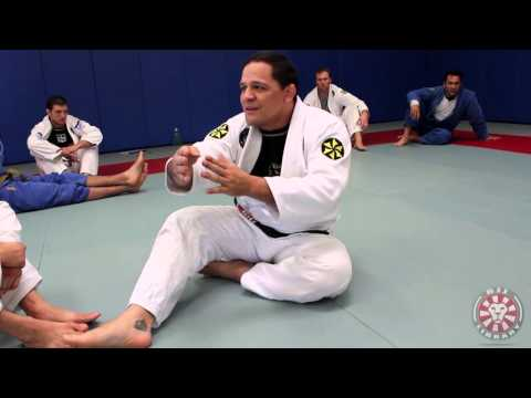 Setting Up Butterfly Guard by Saulo Ribeiro Image 1