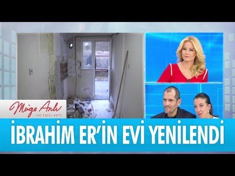 İbrahim Er'in evi yenilendi - Müge Anlı İle Tatlı Sert 5 Aralık 2017