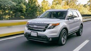 Ford Explorer Sport 2015 a prueba