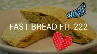 Na Rota do Bem Estar# Chic e Barato Ser Saudável# Fast Bread Fit 222 by Francini Soares