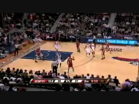 Zydrunas Ilgauskas Top 10 Plays Of 2008-09 Season