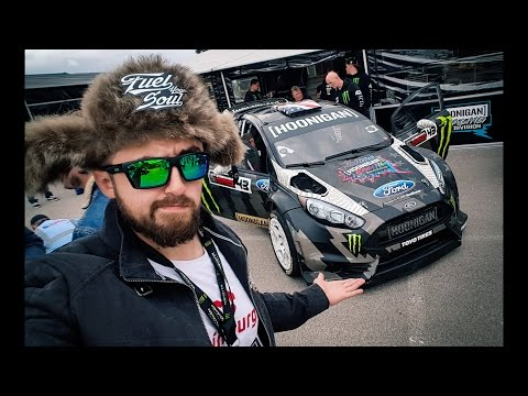 The man who beat Ken Block at his own game