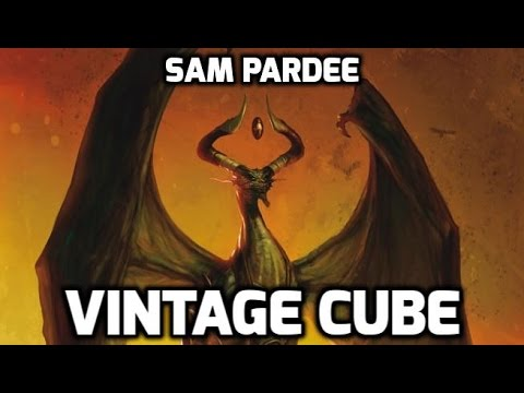 Channel Pardee Time - Vintage Cube Draft (Match 2)