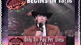 Survivor Series 1994 Pre-Show