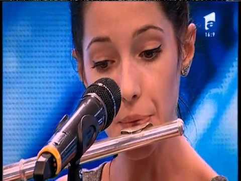 """Wiz Khalifa - """"See you again"""". Vezi aici cum cântă Ștefana Lepădatu la X Factor"""