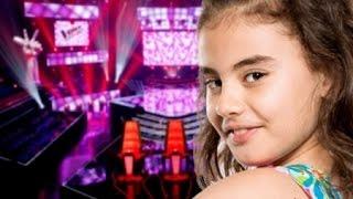 """download lagu الطفلة السورية """"غنى"""" اعطونا الطفولة _ المقطع الكام  gratis"""