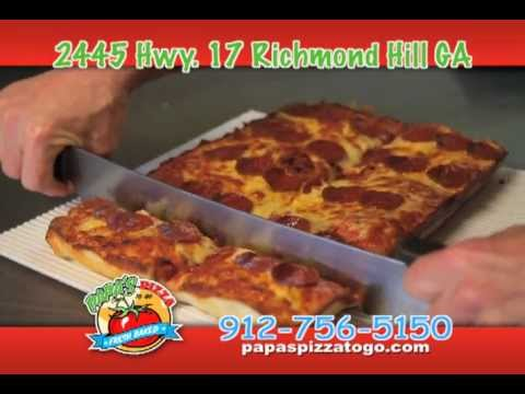 Papa's Pizza To Go