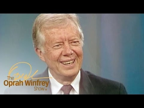 Jimmy and Rosalynn Carter on How the Presidency Affected Their Family | The Oprah Winfrey Show | OWN