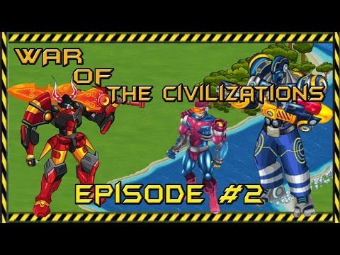 Social Wars Movie - War of the Civilizations Episode #2