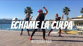 Download Lagu Luis Fonsi & Demi Lovato - ECHAME LA CULPA    ZumbaFitness   Coreografia [BetoMalaga] Gratis STAFABAND