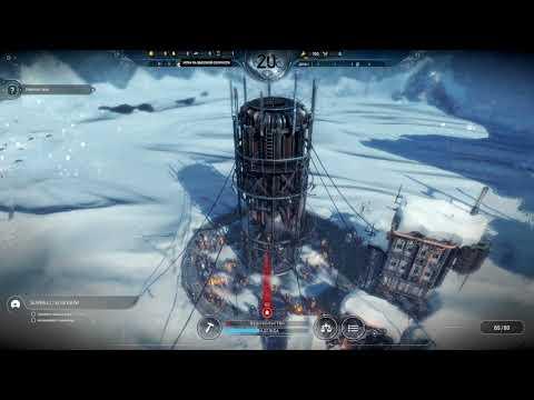 Frostpunk | Обзор игры 🔥 играем в Frostpunk (она же ФростПанк)