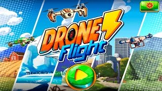 AR Drone Flight Simulation - Game of Drones Walkthrough - Frip Games