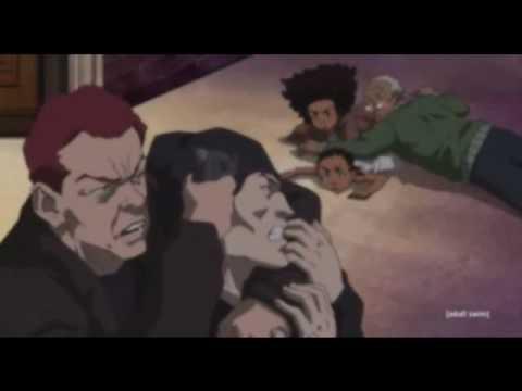 The Boondocks Season 3 Episode 15 video