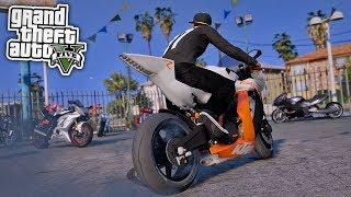WIR KAUFEN EINE KTM 😲 - GTA 5 Real Life Mod
