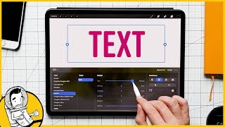 New Procreate 4 3 Update - Now with Text and Animation!