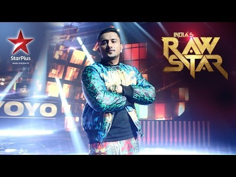 Indias Raw Star Audition Promo: Yo Yo Honey Singh on STAR Plus...