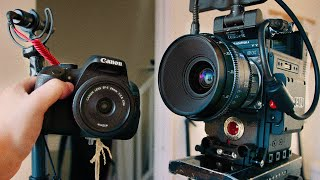 Filmmaking Gear: $500 vs $50,000