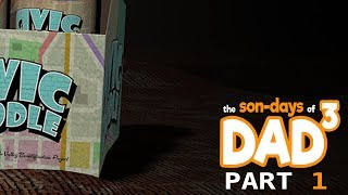 The Son-Days of Dad³ - Jackbox 4 With The Family! - Part 1