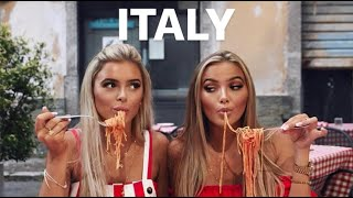 ITALY VLOG   Ellie O'Donnell