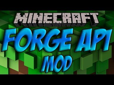 Minecraft 1.7.2 - Como Instalar MINECRAFT FORGE API MOD - ESPAÑOL [HD] 1080p