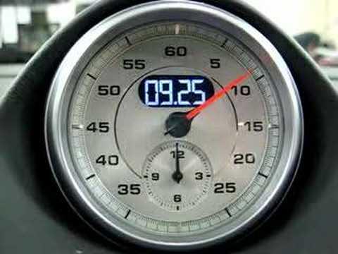 Porsche Sport Chrono Youtube