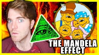 CONSPIRACY THEORY - THE MANDELA EFFECT
