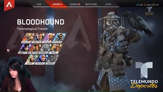 Apex battle pass and Overwatch ranking! | eSports | Telemundo Deportes