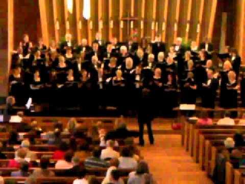 """""""Gloria"""" Williston State College Choir Concert 5-2010"""