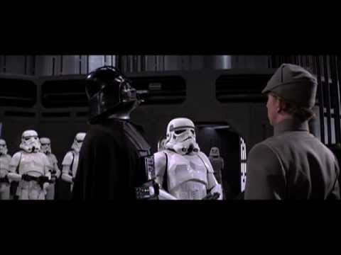 Star Wars: Hard of Hearing Vader