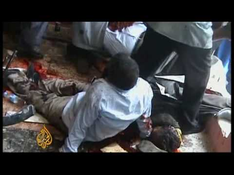 Somali ministers killed by hotel suicide bomb - 03 Dec 09