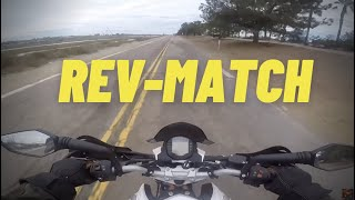 How To Rev-Match On A Motorcycle! ~ MotoJitsu