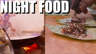 INDIAN STREET FOOD at Night in Kolkata. (NIGHT MARKET) WHAT DID I EAT? Epi 2