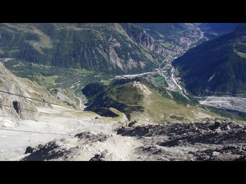 Courmayeur-Aiguille du Midi, 2011-08-28
