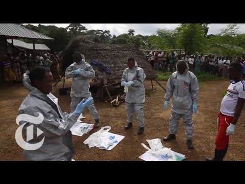 Burial Boys of Ebola | Virus Outbreak 2014 | The New York Times