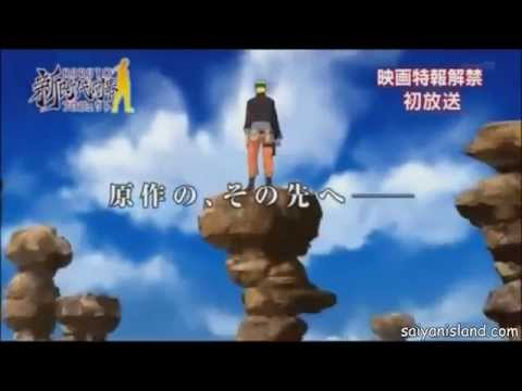 The Last Naruto The Movie Trailer video