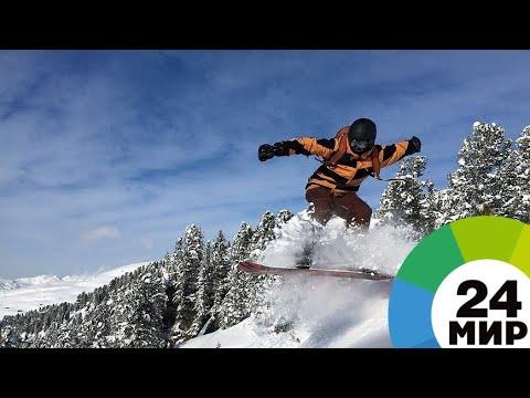 «Real Winter»: Красноярск готовится к Универсиаде-2019 - МИР 24