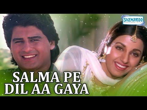 Salma Pe Dil Aa Gaya {1997}{HD} - Ayub Khan, Milind Gunaji - Hit Romantic Movie-(With Eng Subtitles)
