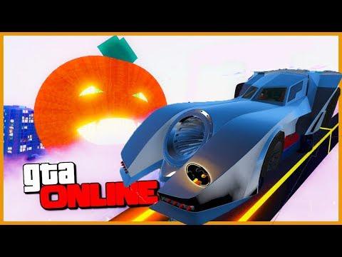 НОВЫЙ РЕЖИМ Halloween - АД И ЗВЕРИ ПРОТИВ ЛЮДЕЙ В GTA 5 ONLINE (ГТА 5 ОНЛАЙН)- ROOF